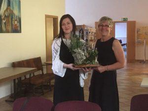 Ina Raki und Ursula Vernickel verlassen das Leitungsteam der Asylhilfe Bruckmühl